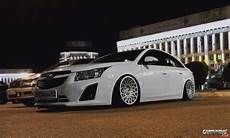 Tuning Chevrolet Cruze Front And Side