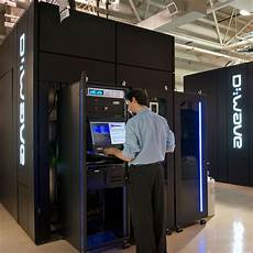Meet D Wave D Wave Systems