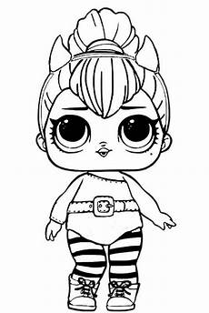 lol dolls coloring pages malvorlage einhorn malvorlagen