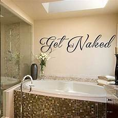 Get Bathroom Wall Decal Vinyl Wall Quote
