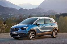 Opel Crossland X Gets New Lpg Version From 21 200
