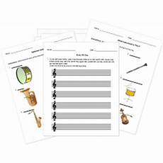 free printable music history and theory worksheets free composition paper all grades