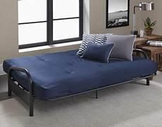 futon bed dhp 8 inch size futon mattress walmart canada