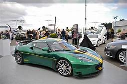 2010 Lotus Evora Cup Race Car