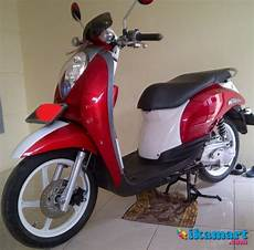 Scoopy Modif Simple by Jual Honda Scoopy 2012 Modif Simple Motor