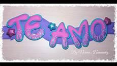 161 letras timoteo en foamy art foamy creative youtube