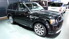2013 range rover sport supercharged exterior and