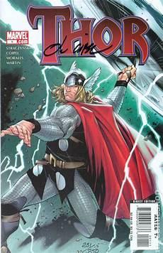 thor 2007 3rd series comic books