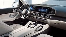 Mercedes Gls 2019 Interior Design
