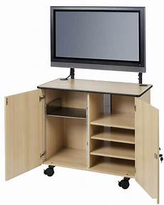 tv wagen tv wagen f 252 r flachbildschirme lehrmittel brammer onlineshop