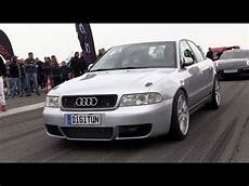 700hp tuned audi s4 b5 acceleration sounds youtube