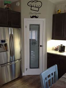 Kitchen Door Transfers by My Kitchen Will Eventually A Frosted Glass Pantry