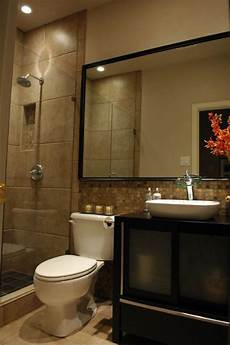 small bathroom transformation for the home pinterest