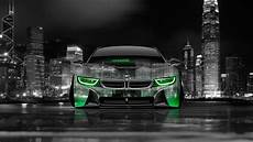 Bmw Sports Car Wallpaper With Purple Background Designs by 4k Bmw I8 Front City Car 2014 El Tony