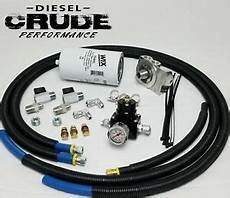 94 97 Obs Ford 7 3l Powerstroke Fuel Filter Bowl Delete