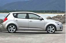 Kia Ceed 1 6 2009 Technical Specifications Interior And