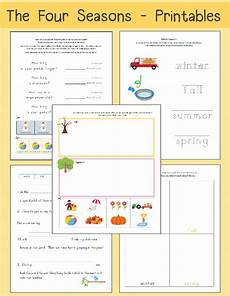 seasons worksheets for grade 4 14737 four seasons worksheets free printables the happy home schooling