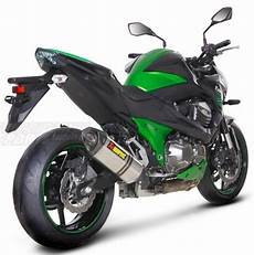 Kawasaki Z800 Not E Model 13 14 Akrapovic Hexagonal Exhaust