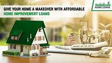 home improvement loan indiabulls home loans