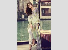 Actresses Choice Maria B Eid lawn 2018  D # 1173