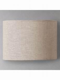 john lewis partners samantha uplighter linen wall light at john lewis partners