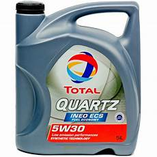Total Quartz Ineo Ecs 5w 30 5l Oleje Aditiva Cz
