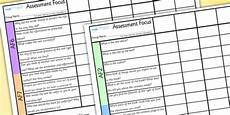 guided reading af questions checklists non fiction assessment focus guided