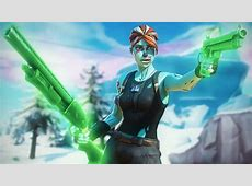 i can ONLY use green WEAPONS in fortnite  (kinda easy