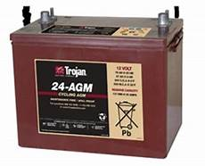 24 volt ladegerät trojan battery 24 agm 12 volt 76 hour agm cycle