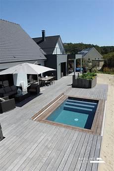 photos d une terrasse amovible int 233 gr 233 e sur une mini