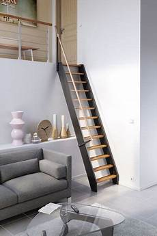 escalier gain de place lapeyre 99514 escalier gain de place venise en bois lapeyre in 2019 loft staircase loft stairs ship ladder