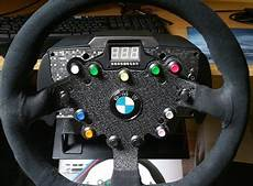 fanatec csl elite wheel base clubsport steering wheel bmw
