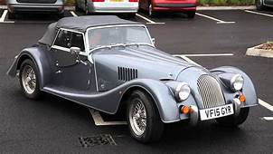Morgan Plus 4 In Malvern From The Motor Company