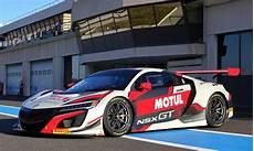 honda nsx gt3 jas confirms honda nsx gt3 lineup for california 8h sportscar365
