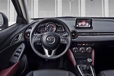 Mazda Cx 3 Details Revealed