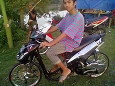 Modif Mio Sporty by Modifikasi Motor Mio Sporty Drag Thecitycyclist