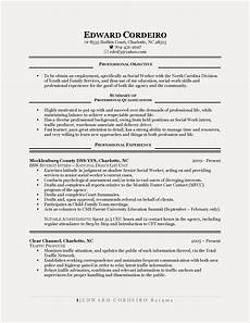 resume sles personal qualifications resume