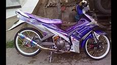 Modif Motor Jupiter Mx Warna by Gambar Modifikasi Motor Jupiter Mx Warna Merah