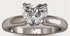 unique heart shaped diamond wedding rings images