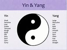 Yin Yang The Feng Shui