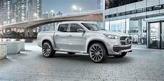 Mercedes X Class Up Concept Revealed