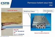 ppt les panneaux isolants sous vide les isolants nano