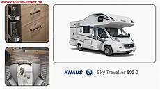knaus sky traveller 500 d knaus sky traveller 500 d modell 2013 reisemobil caravan