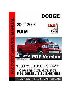 automotive repair manual 2004 dodge ram 1500 regenerative braking car truck service repair manuals for dodge for sale ebay