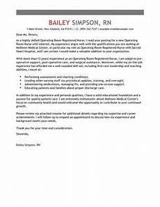 application letter as school nurse
