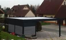 Carport Mit Schuppen Preise - moderne carports carport carport doppelcarport und