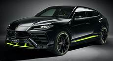 new lamborghini urus graphite capsule looks like a tuner build but it s an official package