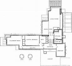 pope leighey house floor plan frank lloyd wright pope leighey house with images