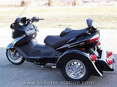 Suzuki Burgman 650 224 Trois Roues Le Trike Version