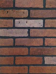dpi earth stones 4 x 8 gaslight ii red brick hardboard wall panel at menards 174